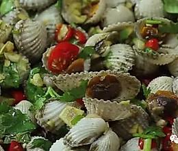 潮音潮人:潮汕生腌血蛤的做法