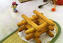玉米片酥条的做法