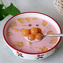#夏日撩人滋味#奶茶水果芋圆