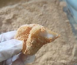 糖饺子的做法