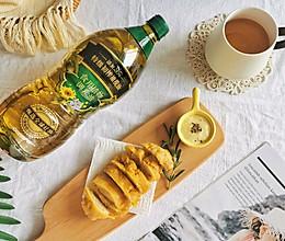 #白色情人节限定美味#香炸鸡腿排配柠香奶油汁的做法