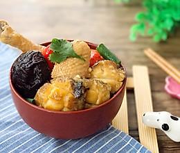 香港味道 鲍鱼鸡煲的做法