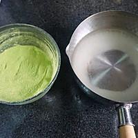 真味道~抹茶榴莲牛轧糖的做法图解5