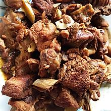 红烧鸭肉(懒人版)