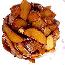 五花肉土豆片(香)