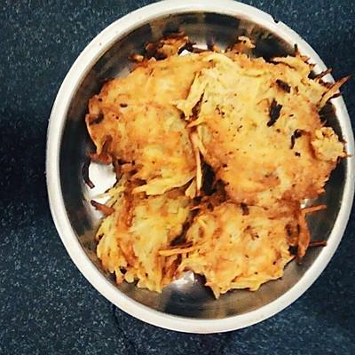 煎土豆丝饼的做法 步骤1