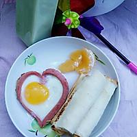 #给爱的他&七夕早餐#