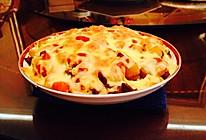牛肉咖喱焗饭的做法