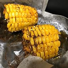 空气炸锅烤玉米