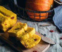 无蛋无奶配方——纯素南瓜蛋糕的做法