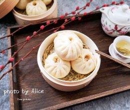 萝卜丝包子#年味十足的中式面点#的做法