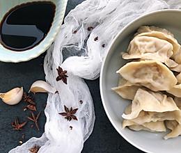 #母亲节,给妈妈做道菜# 酸菜猪肉蒸饺的做法