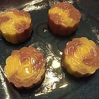 家好月圆~冰皮月饼(附四种口味的详细做法)的做法图解13