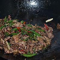 湖南农家小炒肉的做法图解13