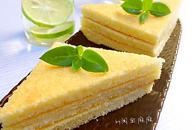 法式海绵蛋糕片