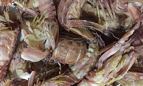 泰国风味赖尿虾的做法