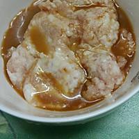 榄菜肉末蒸豆腐的做法图解3