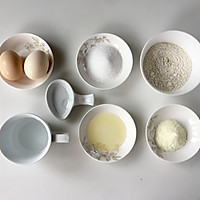 日式舒芙蕾松饼#硬核菜谱制作人#的做法图解1