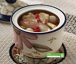 螺片滋补汤:增强免疫的做法