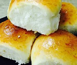 牛奶小面包(无油)的做法