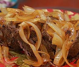 《回家吃饭》美式烤牛肉的做法