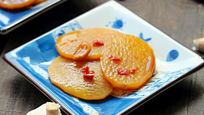 剁椒土豆片