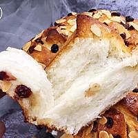蔓越莓手撕面包的做法图解10