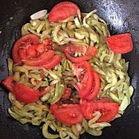 西红柿烧茄丝的做法图解8