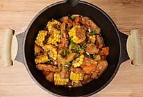 玉米土豆鸡翅煲的做法