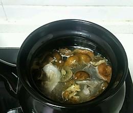 寒菌汤的做法