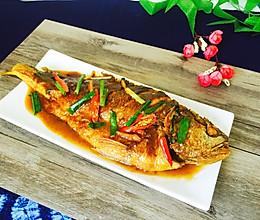 红烧大黄魚的做法