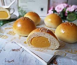 奶黄小面包的做法