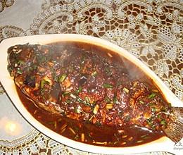 安徽红烧鲫鱼的做法