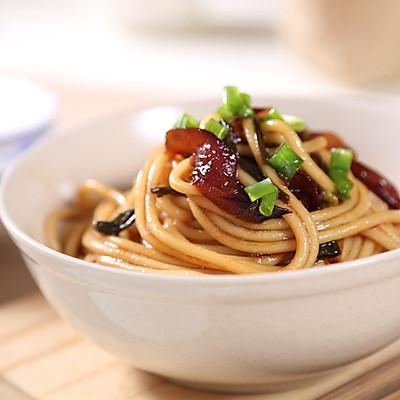 葱油拌面—捷赛私房菜