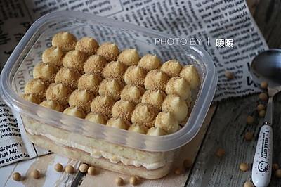 豆乳盒子蛋糕(超详细的制作步骤哦)