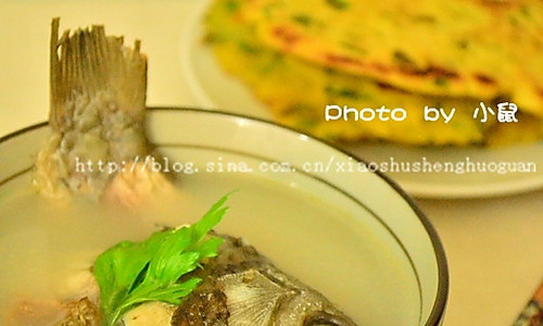 美味鲫鱼汤的做法
