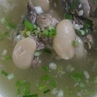 芸豆龙骨汤