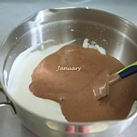 巧克力慕斯#美的烤箱菜谱#的做法图解8