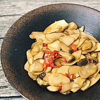 蚝油杏鲍菇—在家做出饭店的味道的做法图解6