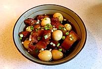 软软糯糯【鹌鹑蛋红烧肉】的做法