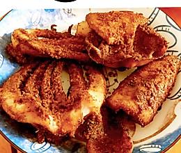 烤箱版烤鱿鱼的做法