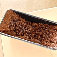 巧克力磅蛋糕|低碳生酮无糖的做法图解4
