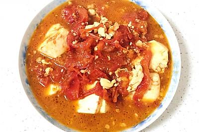 """番茄""""滚""""豆腐"""