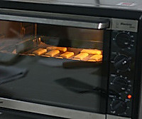 油酥饼干--四种原料创造无比酥松&长帝3.5版电烤箱特约食谱的做法图解9