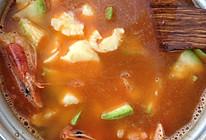 海鲜豆腐汤的做法