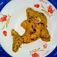 宝贝爱吃*健康美味的彩色蔬菜疙瘩