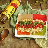 剁椒蒸金针菇#金龙鱼外婆乡小榨菜籽油 外婆的食光机#的做法图解9