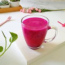 火龙果汁#夏日冰品不能少#