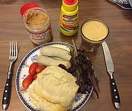 德式早餐的做法