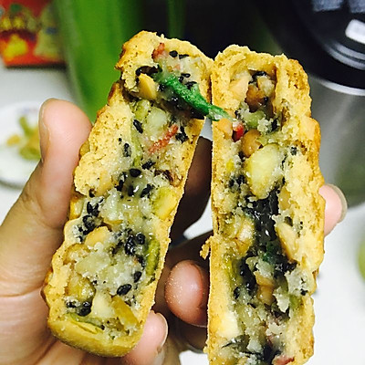 五仁月饼--妈妈回忆的味道